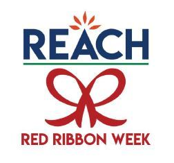 REACH red ribbon logo