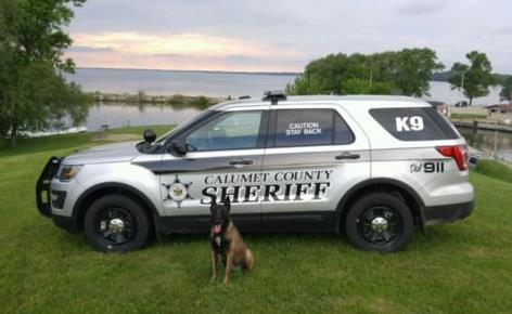 K9 with Squad SUV
